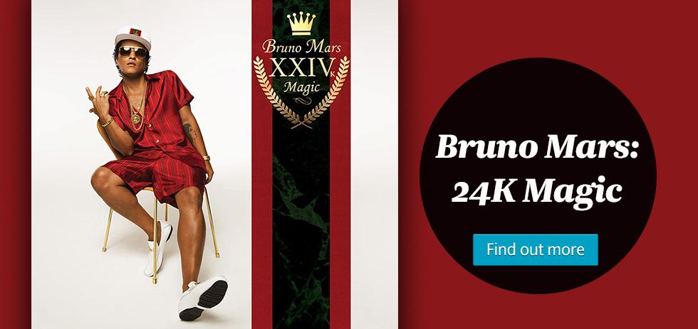 Bruno Mars - 24K Magic