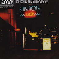 Neil Young and Blue Note Café